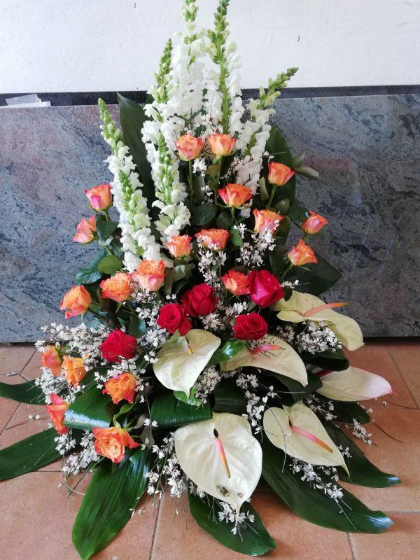 Composizione floreale - Grande