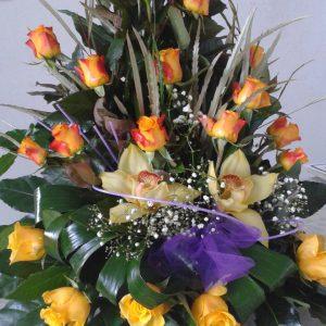 Composizione floreale - Piccola