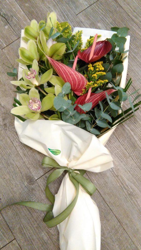 Mazzo di fiori - C
